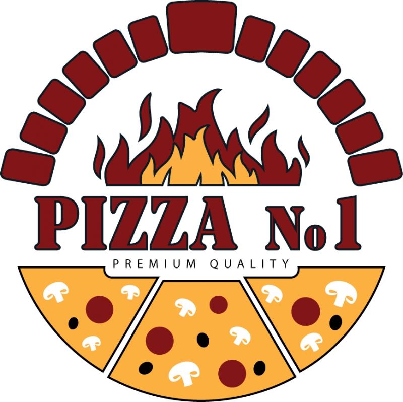 Пицца 1 на дровах Пицца номер один