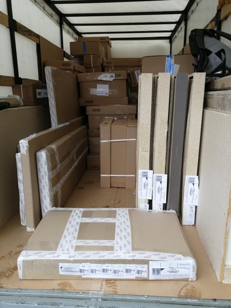 Доставка и подъем мебели,стройматериалов